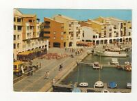 Le Cap d'Agde Port Richelieu & Residence Saint Clair 1974 Postcard France 537a