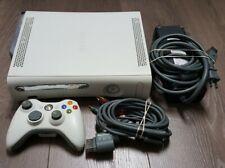 Microsoft XBOX 360 20GB HDD White Launch Edition Console w/ Controller Non-HDMI