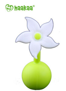 Haakaa Silicone Flower Stopper, Fit ALL Haakaa Breast Pumps Sold by Distributor