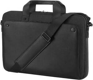 """HP Genuine Executive Laptop Carrying Case for 15.6"""" Laptop - Midnight Black"""