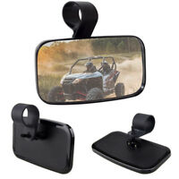 """Center Wide Mirror Rear View For Universal UTV Off Road Large Adjustable 1.5""""-2"""""""