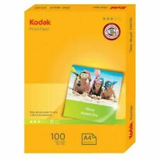 Kodak 5740-105 Gloss Instant Dry 180GSM A4 Photo Paper - 100 Sheets