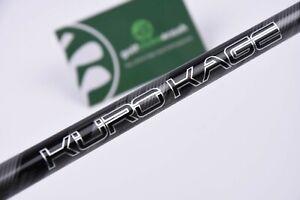 KURO KAGE BLACK 60 TiNi #3 WOOD SHAFT / X-FLEX / CALLAWAY / BESKUR020
