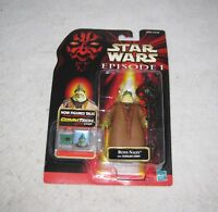 Star Wars Boss Nass Action Figure Episode 1 Hasbro 1998 MOC