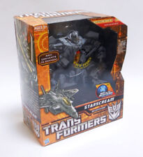 NEW HASBRO TRANSFORMER COLLECTORS' CLUB - HTFD LEADER DECEPTICON STARSCREAM 11""