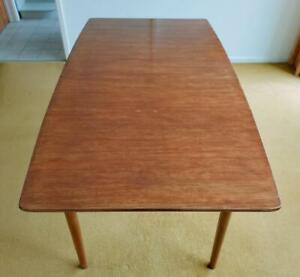 Vintage McIntosh Extending Teak Dining Table Mid Century