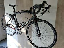 2008 Specialized tarmac s-works carbon road bike shimano ultegra 30 speed 56 cm