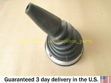 JCB BACKHOE - GAITER EXCAVATOR CONTROL WITH CLAMP RING (PART NO. 331/31205)
