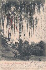 Nr.13817 PK Gruss aus St.Georgen a.d.Leys 1904 N.Ö.