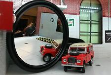 Land Rover Serie 1 86 107 2 2a 3 Puertas Retrovisores Exteriores Espejo 606187