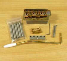 Fender Stevie Ray Vaughan Stratocaster Bridge Gold Fender USA SRV Strat Bridge