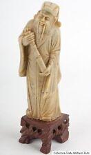 China 19./20. Jh. A Chinese Soapstone Figure of Zhang Guo Lao - Cinese Chinois