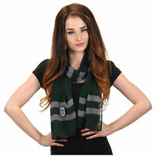 elope Harry Potter Slytherin House Lightweight Scarf Hogwarts NEW