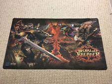 Warcraft WoW TCG Playmat Worldbreaker