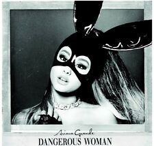 Ariana Grande - Dangerous Woman CD &