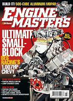Engine Masters magazine - Fall 2013 new issues!