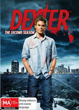 DEXTER - SEASON 2 - SPECIAL SLIPCASE EDITION (4 DVD SET) BRAND NEW!!! SEALED!!!