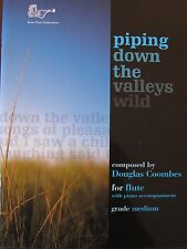 COOMBES D. Piping Down the Valleys Wild for Flute & Piano