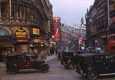 large vintage old london antique print photo art