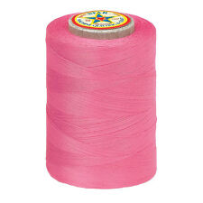 #320A~STAR COTTON MACHINE QUILTING-SEWING-CRAFTING THREAD~BRIGHT HOT PINK
