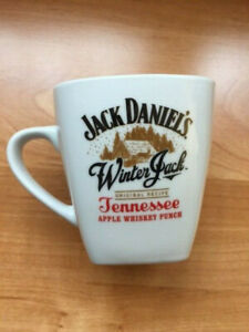 "Jack Daniels Whiskey Winterjack Tasse ""neuwertig"""