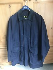Barbour Endurance Cotton Ventile Jacket - Navy - Chest 44 / 112cm - NEW & RARE!