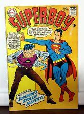 Superboy Comic Book No.144 -- January 1968