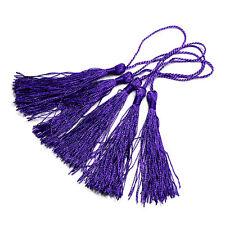4pz nappe per porte, mobili, chiavi, tende,colore viola