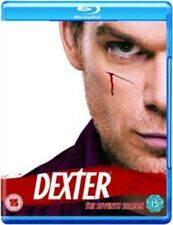 Dexter Complete Series 7 Blu Ray All Episode Seventh Season Original UK Release