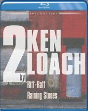 Riff-Raff / Raining Stones (2 By Ken Loach) Blu-Ray - TWILIGHT TIME Limited NEW
