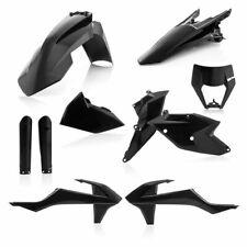 Acerbis KTM EXC/EXC-F 17-19 Plastic Kit Full Black