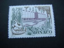 Monaco 2000 50th Anniv Observatory Cave & 40th of Museum SG 2476 MNH Cat £3.50