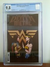 CGC 9.8 Dark Nights: Death Metal #7 Embossed Capullo Foil