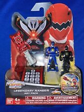 Power Rangers Super Megaforce Dino Thunder Key Pack