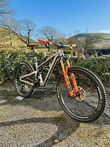 Yeti SB150 Turq Ultimate Spec Enduro Mountain Bike Fox 36 X2 Factory Sram AXS