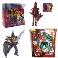 YUGIOH YU GI OH Total Control Chaos Card Monster figure toys Actions & Sounds