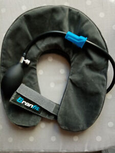 Branfit Cervical Neck Traction Device & Collar Brace Inflatable & Adjustable