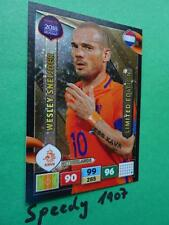 PANINI ROAD TO RUSSIA 2018 fifa world cup Limited Edition Sneijder ADRENALYN