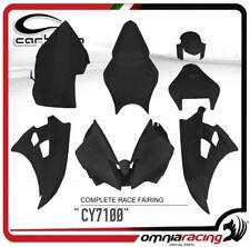 Carbonin TComplete Race Carénage carbone fibre pour Yamaha YZF 600 R6 2006>2007