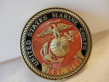 USMC Marine Corps Military Challenge Coin PRIVATE E-2 United States ARMY