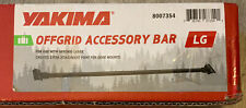 Yakima Offgrid Accessory Bar LG - For Use W/ Yakima Offgrid Basket - New In Box