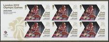 Hoja De Miniatura 3353 A Womens Heptathlon-Jessica Ennis-Team GB Athletics