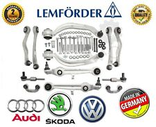 @ LEMFORDER SUSPENSION CONTROL ARMS Set Audi A4 A6 VW PASSAT B5 C5 4B 8D SUPERBA