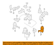 TOYOTA OEM-Engine Motor Mount Torque Strut 1237220080