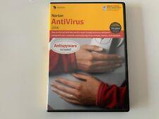 Norton AntiVirus 2006 Antispyware