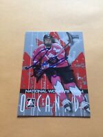 Gillian Apps Signed Team Canada ITG Card