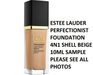 Estee Lauder PERFECTIONIST Makeup Foundation 4N1 SHELL BEIGE 10ml SAMPLE ONLY