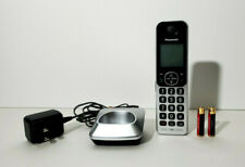 Panasonic KX-TGFA30S Expansion Cordless Handset Phone w/ Charger & Batteries
