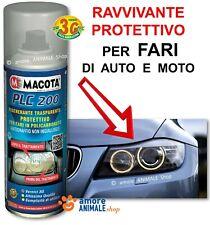 Macota PLC 200 Ravvivante Trasparente Protettivo 400ml - Blu (42130)