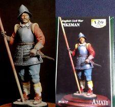 q Figurino AMATI 120 mm - Picchiere della Guerra Civile Inglese (XVII secolo)